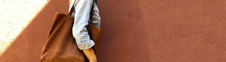 La Beldi® - Cuir bubblé - Sacs et cabas